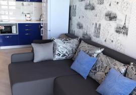 Квартира-студия  Париж