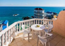 Elite House  - Крым   Эллинг Утес   трехместный с видом на море