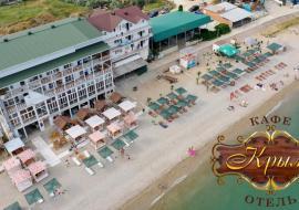 Отель Крым - коктебель отель Крым