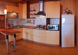 Мираж - кухня  Алупка