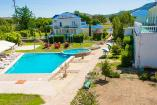 Крым гостиница Балаклава   бассейн